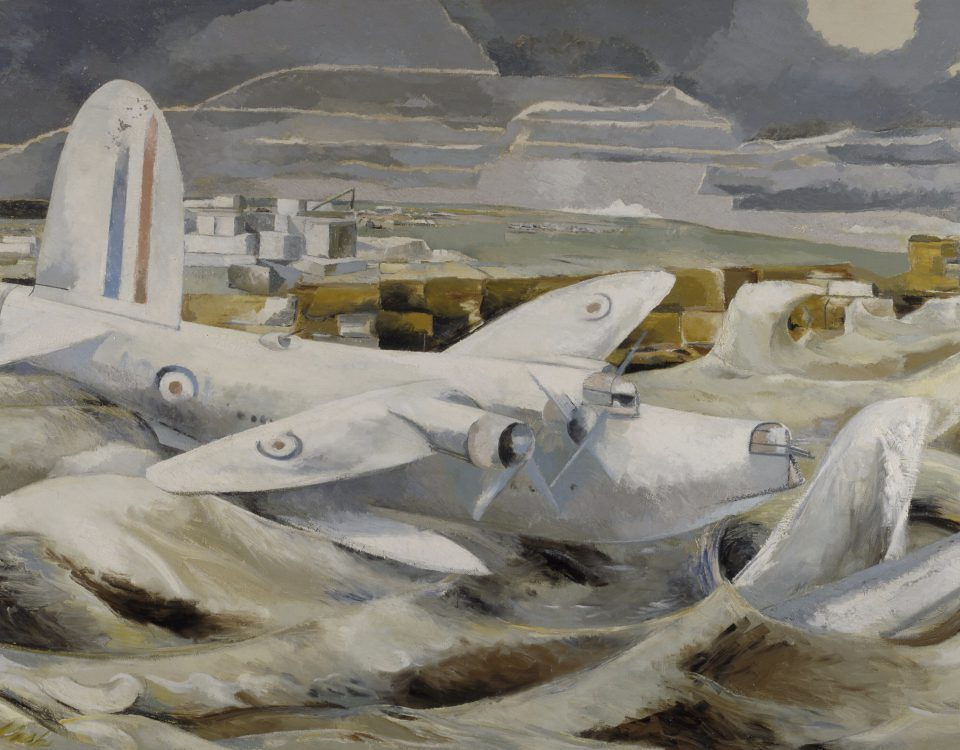 Paul Nash - Defence of Albion